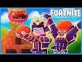 *NEW* TOMATO TEMPLE & EMOTE in Fortnite: Battle Royale! (Fortnite Funny Moments & Fails)